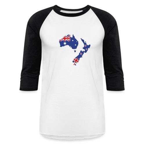 ANZAC: Men's Baseball Tee - Baseball T-Shirt