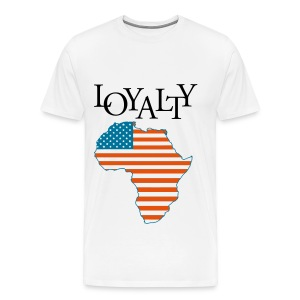 Loyalty - Men's Premium T-Shirt