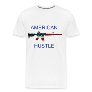 American Hustle - Men's Premium T-Shirt