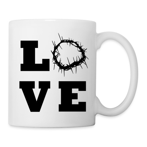 Jesus Loves Mug - Coffee/Tea Mug