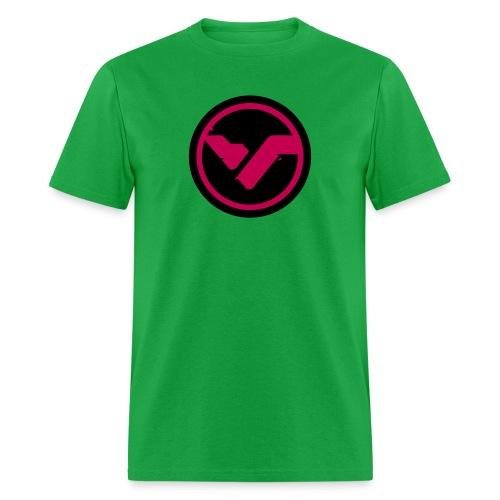 Green Male Circular FYTE Tee - Men's T-Shirt