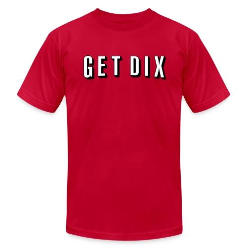 Get Dix T - Men's Fine Jersey T-Shirt