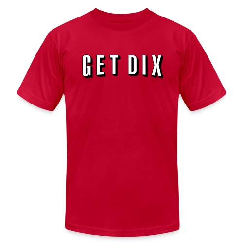 Get Dix T - Men's  Jersey T-Shirt