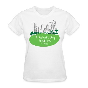 Chicago Green River - Women's T-Shirt