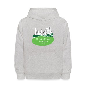 Chicago Green River - Kids' Hoodie