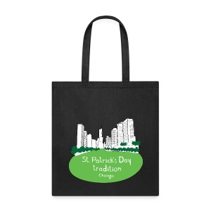 Chicago Green River - Tote Bag