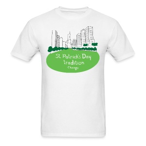 Chicago Green River - Men's T-Shirt