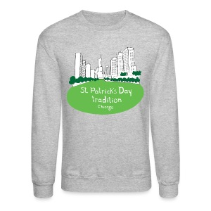 Chicago Green River - Crewneck Sweatshirt