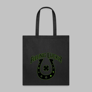 Feeling Lucky - Tote Bag