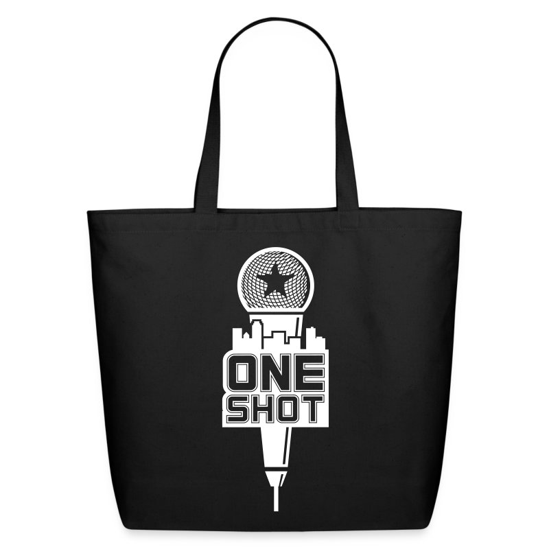 One Shot - Tote - Eco-Friendly Cotton Tote