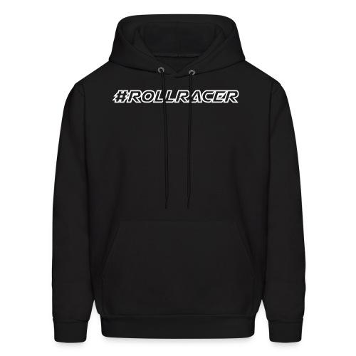 #ROLLRACER - Men's Hoodie