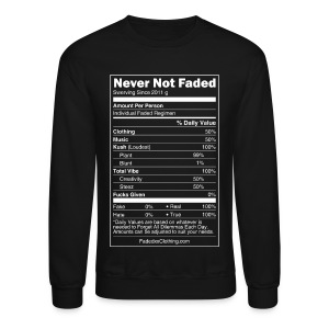 Faded Nutrition - Crewneck Sweatshirt