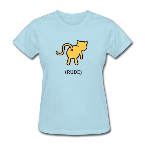 Cathole - Women's T-Shirt