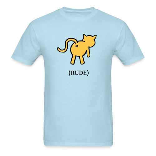 Cathole - Men's T-Shirt