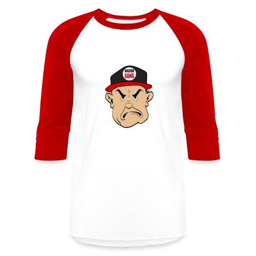 Baseball T-shirt (Red Arms) - Baseball T-Shirt