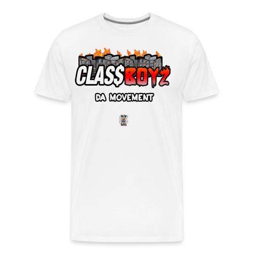 CLAS$Boyz - Men's Premium T-Shirt