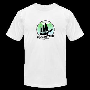 Fog Cutter Brand Shirt - Color AA T - Men's Fine Jersey T-Shirt