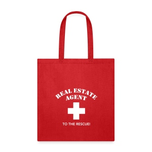 RE Agent to the Rescue Tote - Tote Bag