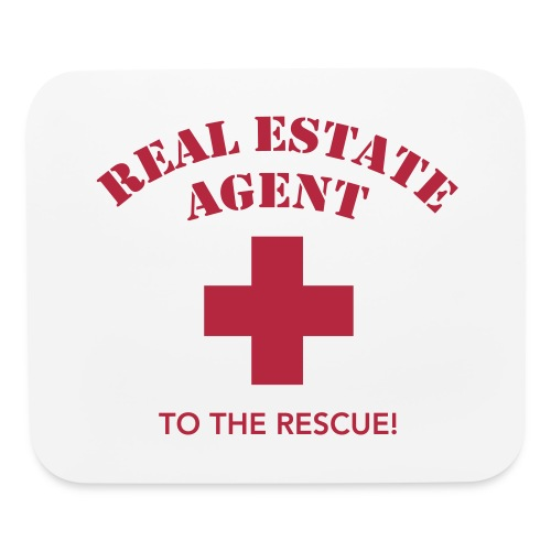 RE Agent to the Rescue Pad - Mouse pad Horizontal