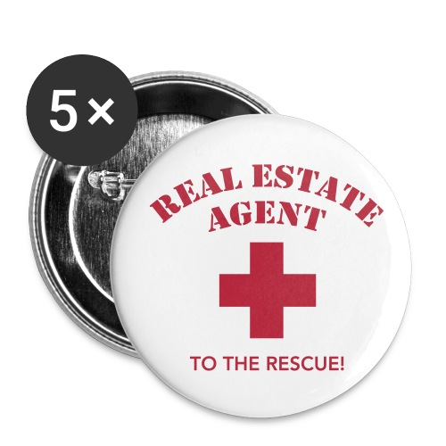 RE Agent to the Rescue 1 - Small Buttons
