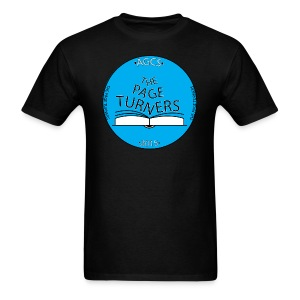 page turners - Men's T-Shirt