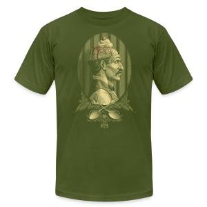 Zombie's Sundae (Olive Tee) - Men's Fine Jersey T-Shirt