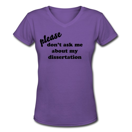 Don't Ask - Women's V-Neck T-Shirt