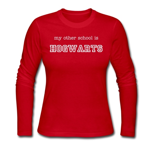 My Other School - Women's Long Sleeve Jersey T-Shirt