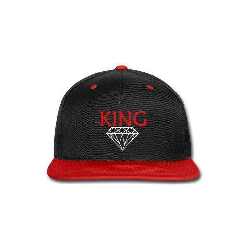 King snap-back - Snap-back Baseball Cap