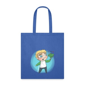 Cyrilliart's Niall Clover Tote - Tote Bag