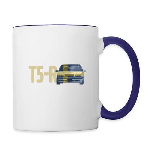Volvo 850 T5-R - Contrast Coffee Mug