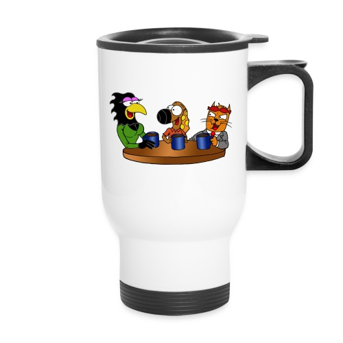 Coffee Buddies Travel Mug - Travel Mug