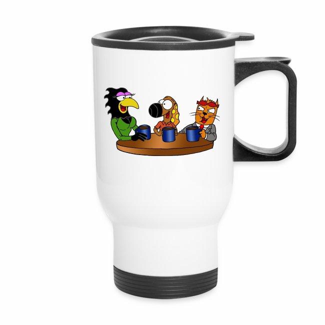 Coffee Buddies Travel Mug