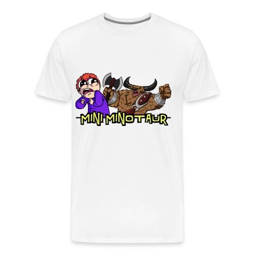 Tobuscus: Mini Minotaur - Men's Premium T-Shirt