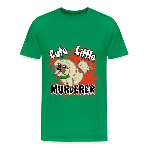 Tobuscus: Gryphon Murderer - Men's Premium T-Shirt