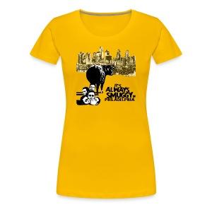 Always Smuggy (W) - Women's Premium T-Shirt