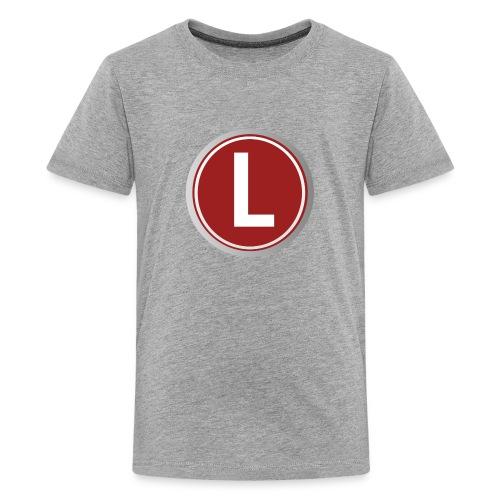 Kid's Big Logo T-Shirt - Kids' Premium T-Shirt
