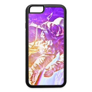 Flying Astronaut - iPhone 6/6s Rubber Case