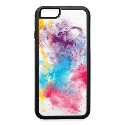 Paint Splatter - iPhone 6/6s Rubber Case
