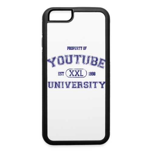 YouTube University iPhone 6 Case  - iPhone 6/6s Rubber Case