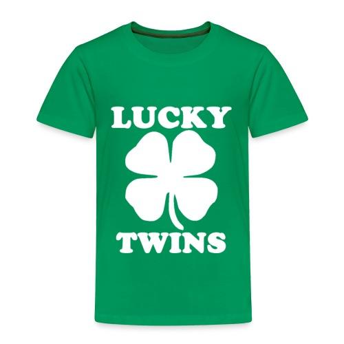 Lucky Twins - Toddler Premium T-Shirt
