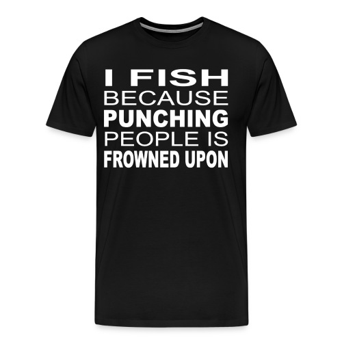 I FISH - Men's Premium T-Shirt