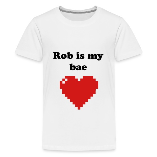 Cassy.D 'Rob is my bae' KID'S SHIRT - Kids' Premium T-Shirt
