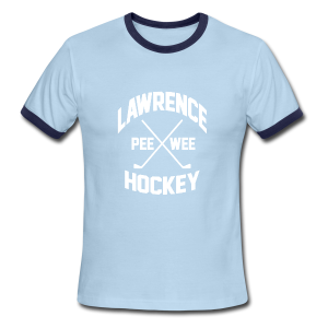 It's Ice...Hockey (With) - Men's Ringer T-Shirt