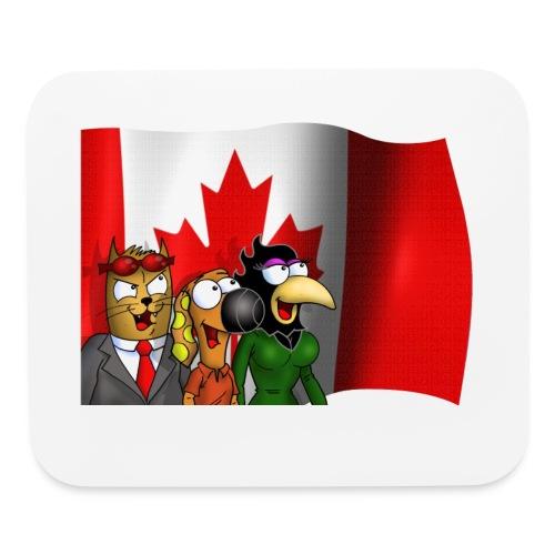 Rantdog & Friends Canada - Mouse pad Horizontal