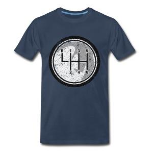 6 Speed Shifter - Men's Premium T-Shirt