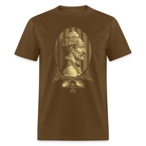 Zombie's Sundae (Brown Tee) - Men's T-Shirt