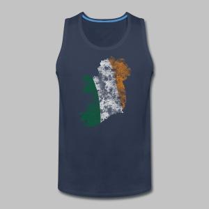 Ireland Flag Distressed ire