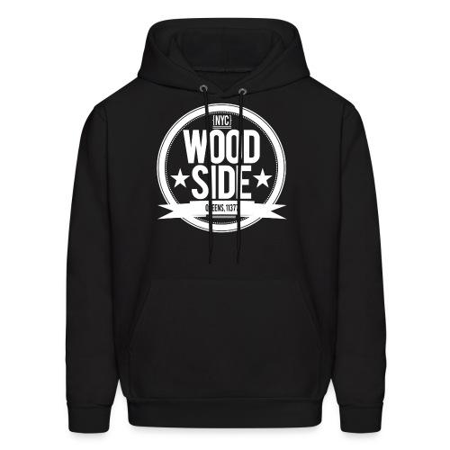 Woodside Seal Hoodie Blk - Men's Hoodie