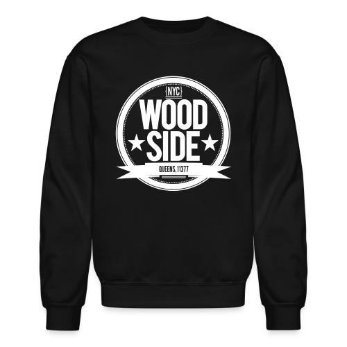 Woodside Seal Crew Blk - Crewneck Sweatshirt